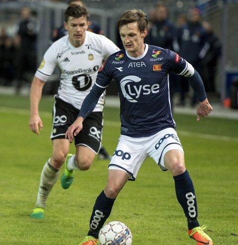 Håper: André Danielsen jakter poeng mot Odd.
