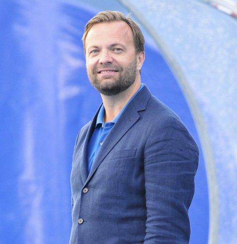 TROR PÅ ROLIG DD: Odd-leder Einar Håndlykken. FOTO: KRISTIAN HOLTAN