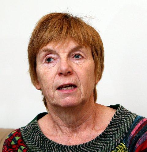 PSYKOLOG: Elisabeth Gerhardsen, som er barne- og ungdomspsykolog, anbefaler filter på maskinene til de yngste.
