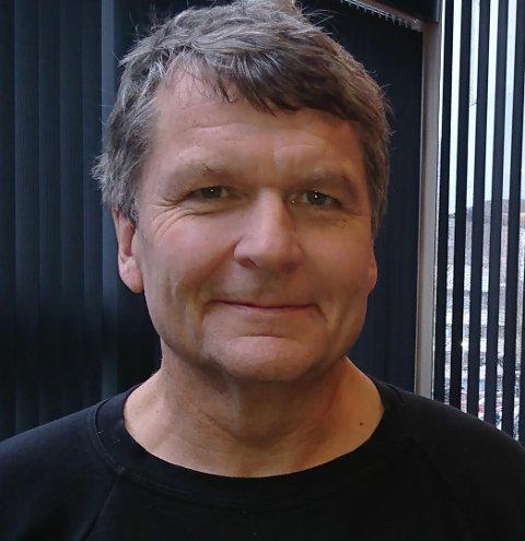 Odd Arne Sandberg ny leder i Folkeaksjonen oljefritt Lofoten, Vesterålen og Senja.