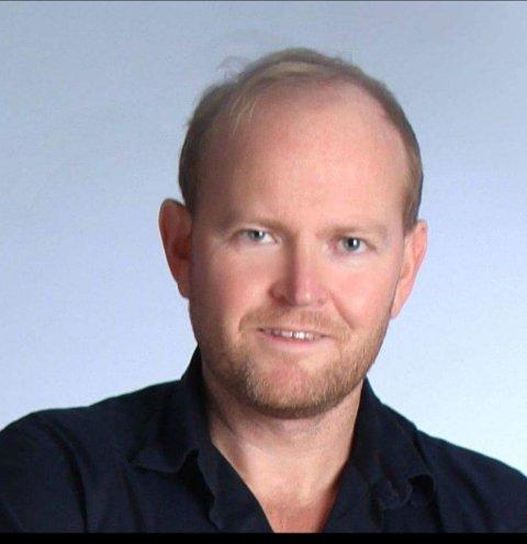 Erlend Follegg er styreleder i selskapet som vil overta Wadahl Høgfjellshotell.