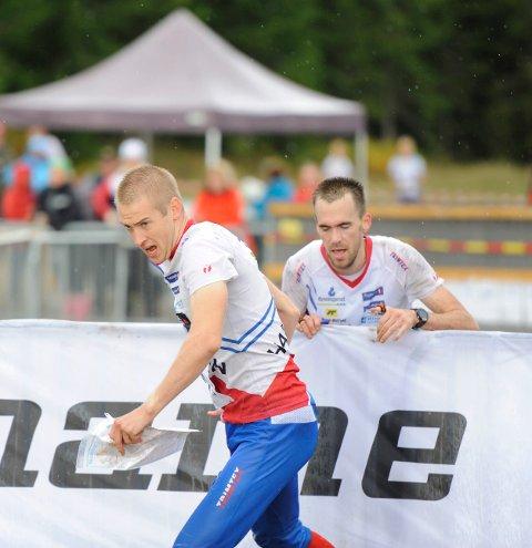 Magne Dæhli og Olav Lundanes har ikke mye til overs for å gjøre orientering til OL-gren.