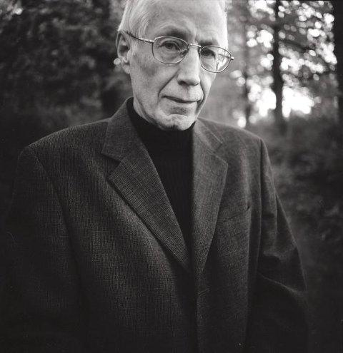Oskar Stein Bjørlykke. Foto: Herborg Pedersen