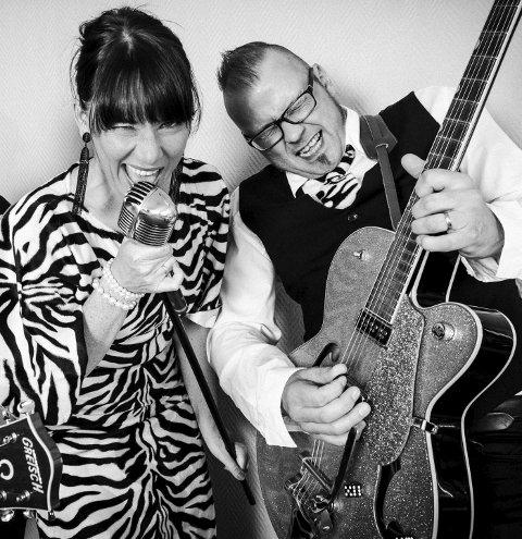 Skiftet navn: Ranværingen Stein Hanssen og kona Berit Hanssen fra Betty Blackmail Band, hadde endelig lyktes i å få ut bluesmusikken sin der sjangeren egentlig kommer fra. Men navnet ble for tøft for amerikanske radioverter som valgte å sensurere det tidligere navnet The Bitch and the Bluesmen. Pressefoto