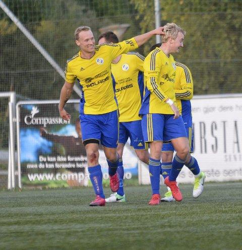 ELLER: ... tar Kristian Nordli og Trøgstad/Båstad revansje? Arkivfoto