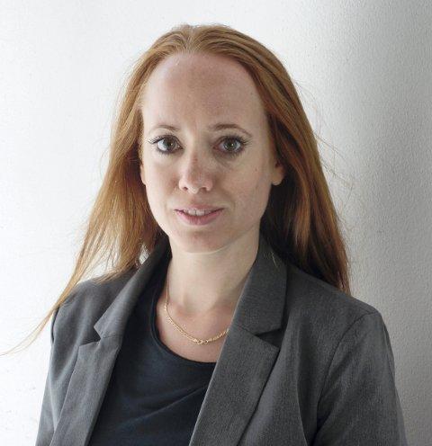 HEDRES: Kjersti Lohne fra Karmøy er ansatt som post.doc. ved Institutt for kriminologi og rettssosiologi i Oslo.