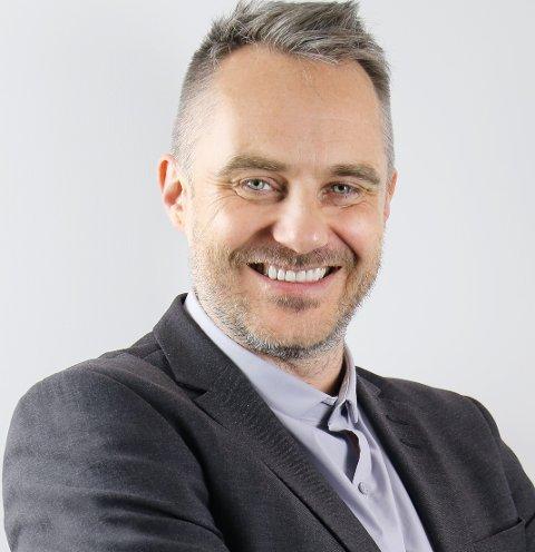 Andreas Hermansson er landssjef for AirHelp i Norge.