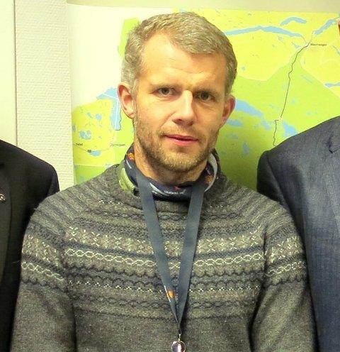 Asbjørn Stensrud i Statens Vegvesen berømmer trafikantene.
