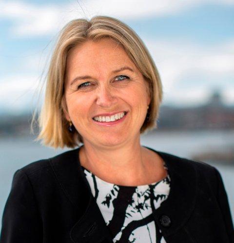 Innleggsforfatteren: Stortingsrepresentant Kristin Vinje (H).