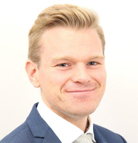 OPPSIDE: Kepler Chevreaux-analytiker, Markus Borge Heiberg, mener det fremdeles er oppside å hente i det bunnsolide Fredrikstad-selskapet.