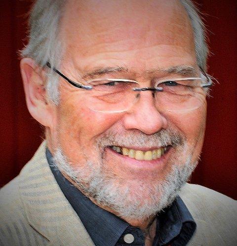 Stortingsrepresentant Svein Roald Hansen.