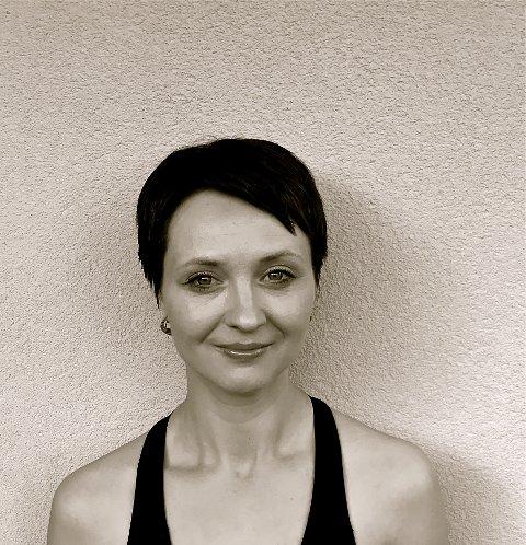 NOMINERT: Malmfrid Hallum er nominert til Ibsaenprisen for teaterstykket Solveigs 2. sang