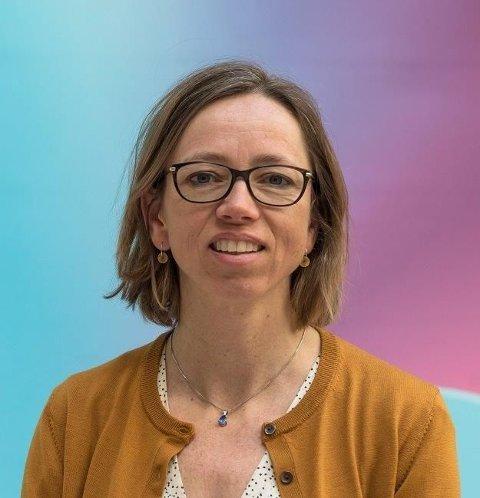 Trine Hveem, distriktssjef Kreftforeningen