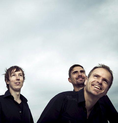 KONSERT: Schow Trio gleder seg til å holde konsert i Kolben fredag. FOTO: Jan Erik Solberg-Johansen