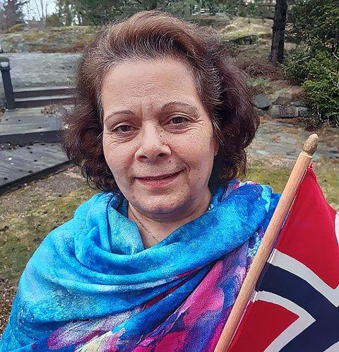 SPESIELL FEIRING: Leder av 17. mai komiteen i Nordre Follo, Daad Gjerde, er enig at årets feiring av nasjonaldagen blir veldig spesiell.