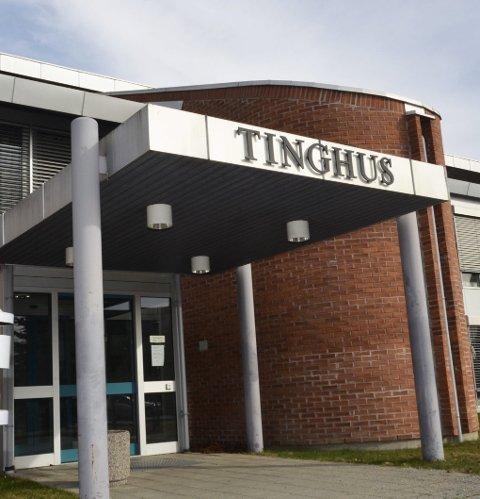 Tingretten, Eiker, Modum og Sigdal tingrett, Hokksund, Tinghuset