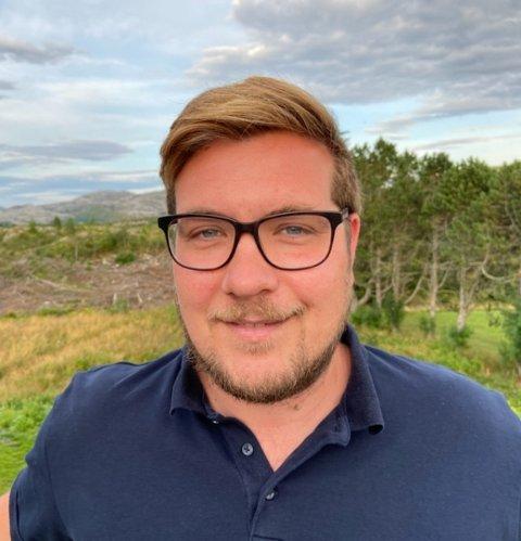 NY TRENER: Tor Helge Johansen er Rørvik ILs nye A-lagstrener.