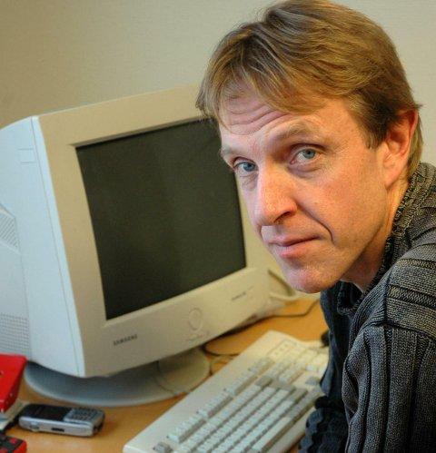Oppgitt: Ole Kr. Karlsrud mener skadelegevakten i Ski kun var opp som tema på ett av møten til prosjektgruppen.