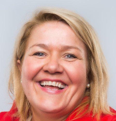 Elin Dahlseng Eide, varaordførerkandidat i Rana Ap.