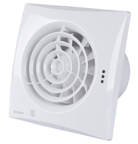 Baderomsviften Silent Eco fra Flexit ble tilbakekalt av produsenten i fjor etter flere branntilløp.