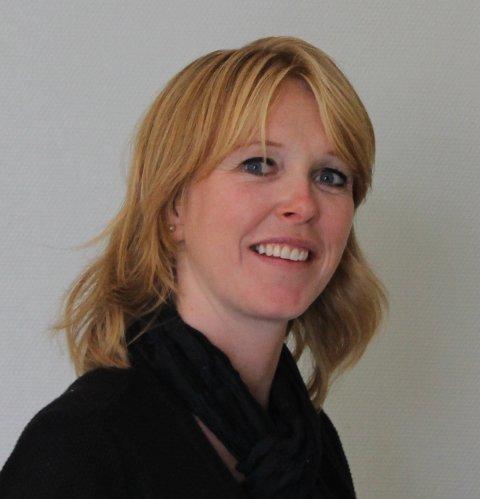 Glad: Maren Esmark jubler over avgjørelsen om å verne Vinda for kraftutbygging.