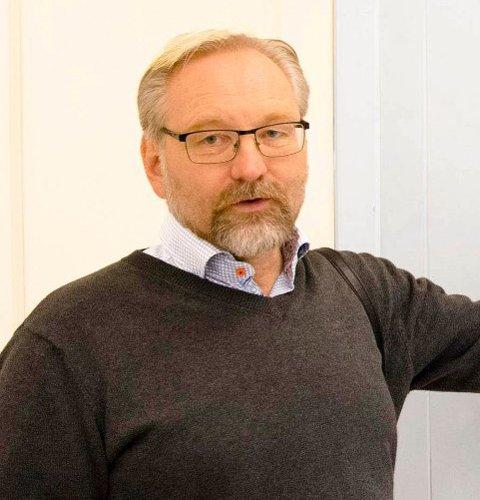 Knut Werner Lindeberg Alsén, selvstendig næringsdrivende