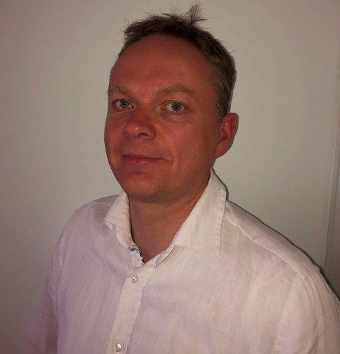 Ny leder: Sven-Roger Johnsplass er ansatt som ny daglig leder ved Stiftelsen RIBO i Saltdal kommune.