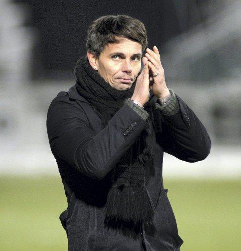 Med Simo Valakaris poengsnitt gjennom hele sesongen hadde «Gutan» vært et topplag. Foto: NTB Scanpix