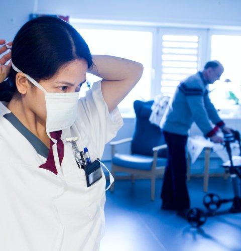 ELDREOMSORG: Det blir neppe lagt ned noen sykehjemsavdeling i Gausdal etter at tjenesteutvalget sa nei.