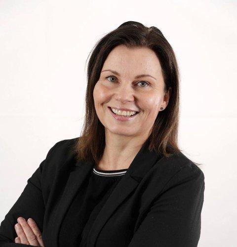Tech-kvinne: Tine Reuterdahl fra Hønefoss er for andre gang kåret til en av Norges fremste tech-kvinner.