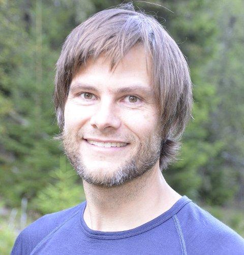 Volbu: Svein-Magne Gjessing har fått stillinga som prosjektleiar ved Løken Gard.