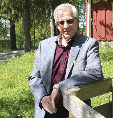 Politisk navnebror: Navnebroren til John Thune driver også med politikk. Riktig nok som senator i USA. Arkivfoto