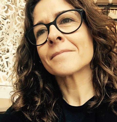 Seniorforsker Susana Lopez-Aparicio