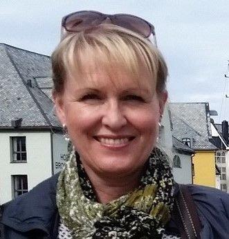 BEDRIFTER: Tove Mette Pedersen, er opptatt av at politikerne klarer å legge til rette for at lokale bedrifter kan blomstre. Hun er 5. kandidat i Ringerike Venstre.