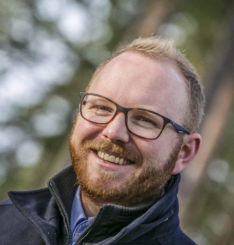 NY: Emil Engeset er nyvalgt bystyrerepresentant for Høyre. Han skulle gerne hatt med seg flere partikolleger i Høyres bystyregruppe Foto:  Vetle Granath Magelssen