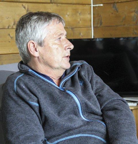 NÆRINGSLIV: Bjørnar Vik vil lokke næringslivet til Stordalen.