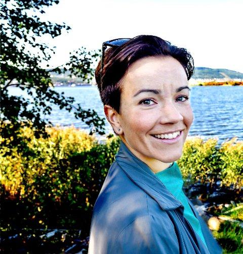 Kronikkforfatteren: Ordfører i Lier, Gunn Cecilie Ringdal.