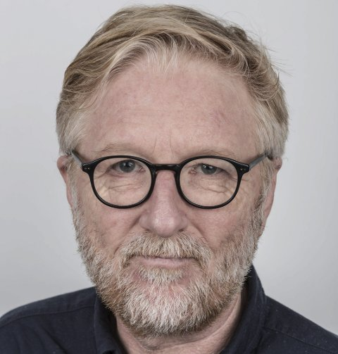 Kai Aage Pedersen, sjefsredaktør i Firda Media.