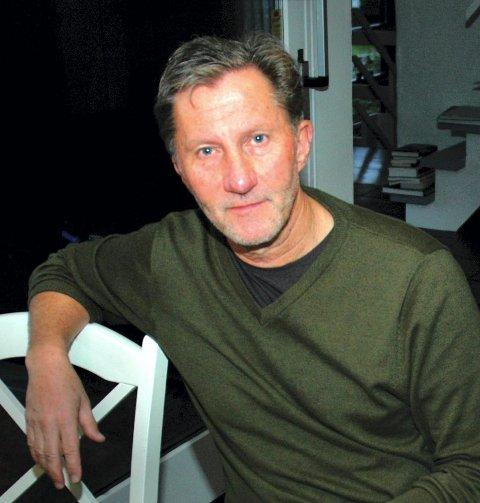 Stor apell: Svein Gran frem til høstens begivenheter.