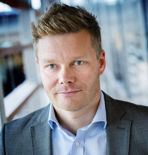 CANAL DIGITAL: Tormod Sandstø, informasjonssjef.