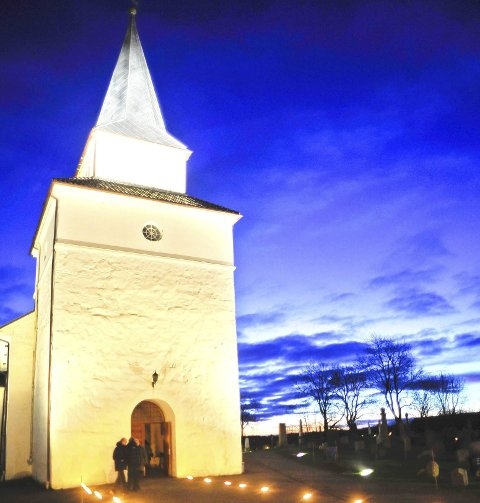 Stemningsfullt: Mange aktører deltar for å skape en stemningsfull høytid i kirkene.