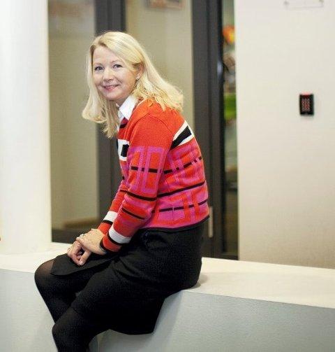 - 2015 ga fremgang på mange områder, sier Jeanne Tjomsland.