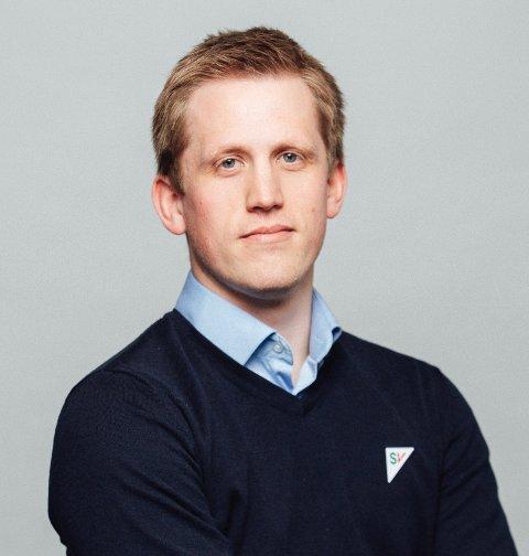 Christian Elgaaen, Røros SV