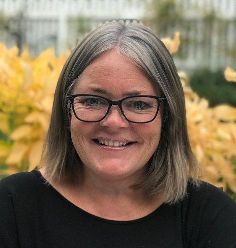 TIL TOPPS: Kari-Anne Jønnes er Høyres nye toppkandidat i Oppland.