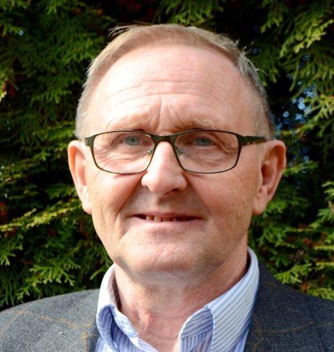 Styreleder Jostein Trøite i Økologisk Norge.