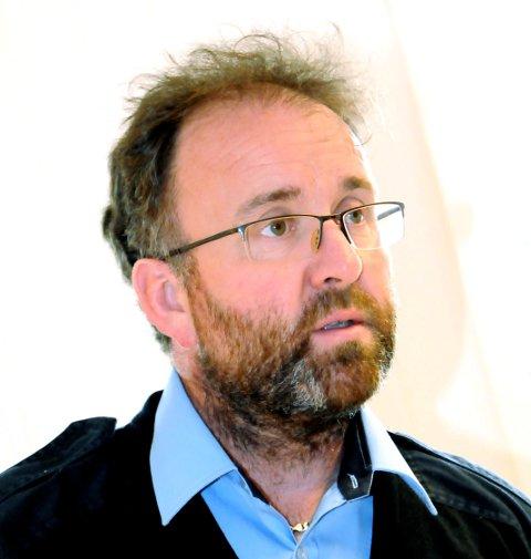 Brann- og beredskapssjef Åge Tøndevoldshagen, leder også den felles kriseledelsen for Lesja og Dovre under korona-pandemien.
