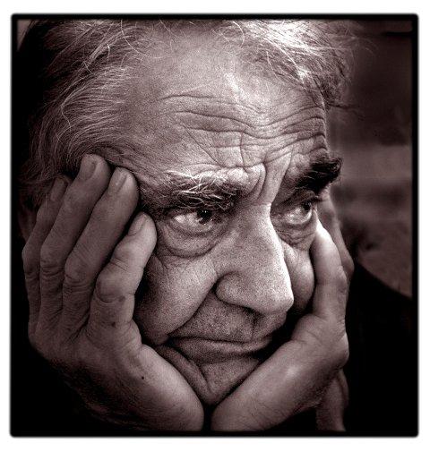 PREGET AV FJELLET: Johan Brun har gått bort, 98 år gammel. Han la aldri skjul på hvor han kom fra og hvor han hørte hjemme - i Uvdal og på Hardangervidda.