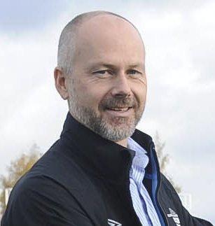 BLIR SJEF: Jann-Milnar Eggen var styreleder i Elverum Fotball mellom 2014 og 2018, og har nå takket ja til å bli styreleder i NFF Indre Østland de kommende to årene.