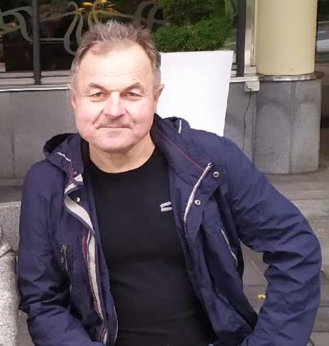 DREPT: Vladas Kvederys (57) fra Litauen ble drept i Lørenskog 1. august. Navn og bilde publiseres etter avtale med pårørende.