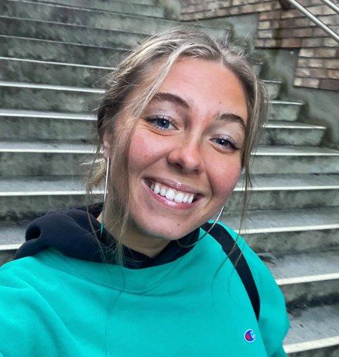 Angelica Prag er fra Svelvik, men bor i Oslo og jobber som frilanser. Denne uken svarer hun på 20 kjappe spørsmål med Svelviksposten.